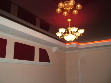spanndecken merkusin spanndecken spanndecken k ln. Black Bedroom Furniture Sets. Home Design Ideas